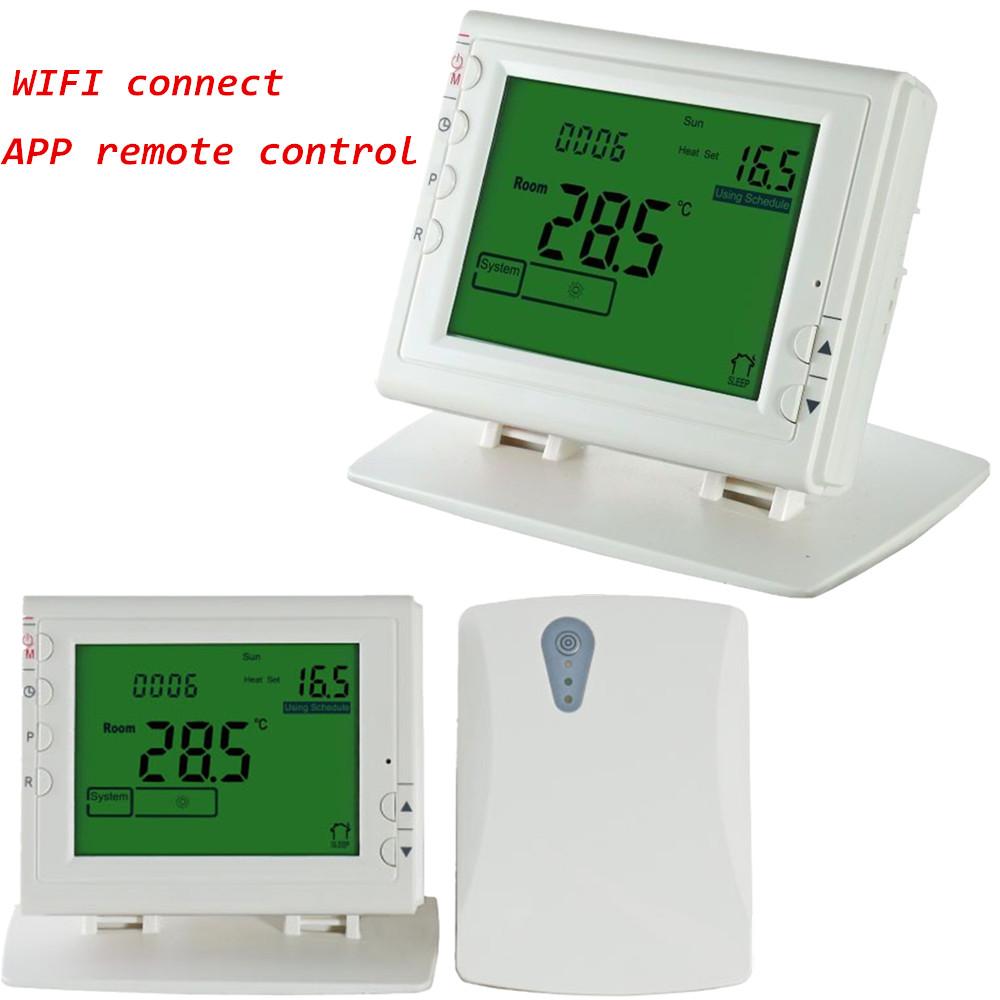 thermostat wifi beurteilungen online einkaufen thermostat wifi beurteilungen auf aliexpress. Black Bedroom Furniture Sets. Home Design Ideas