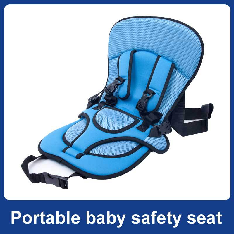 Portable baby safety seat chair cushion, Child car safety seat, Children's chairs in the car(China (Mainland))