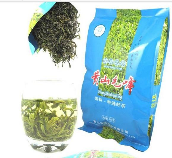 (Alpine handmade) high tea green tea Huang Shan Mao Feng Hong Sauvignon(China (Mainland))