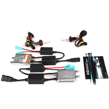 Buy 55w HID Xenon Kit Super Canbus H1 H3 H4-3 H7 H11 9005 9006 4300k 5000k 6000k 8000k Canbus HID Headlight Error Warning for $44.99 in AliExpress store