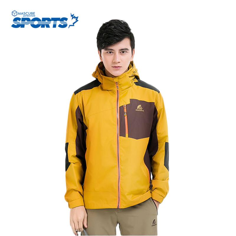 Ski Jacket Unisex Winter Hiking Waterproof Windproof Camping Jackets Sport Clothing Chaqueta Cortavientos Mujer Sports(China (Mainland))
