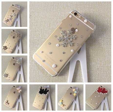 New 2015 12 Style Luxury Rhinestone Case Cover for iPhone 5c 5C Case Bling Diamond Crystal Hard Back Protective Cover(China (Mainland))