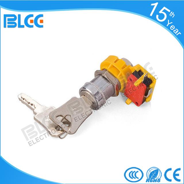 China professional manufacturer key box  lock AT LOCK  with switch machine cam lock security cam lock