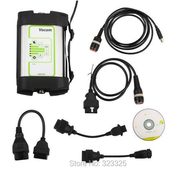 Renault NG10 Heavy Duty Truck Diagnostic Scanner with Diangostic software For Renault Truck free shipping(China (Mainland))