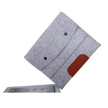 Wool Felt Sleeve Case For iPad mini /ipad mini2/ ipad mini3 Tablet Universal Pouch envelope bag for ipad 2 3 4 5 air woman man(China (Mainland))