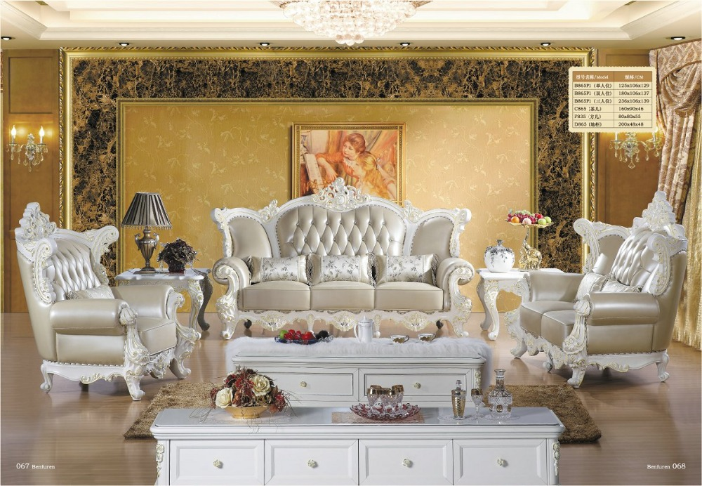 Online buy wholesale furniture baroque style from china for Cheap baroque style furniture