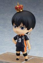 Anime Cartoon Haikyuu!! Kageyama Tobio Volleyball 489 Q Nendoroid 10CM Model Action Figures PVC Rinquedo