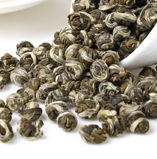 Wholesale!! 1kg Organic Jasmine Dragon Ball Green Tea Vacuum With Strong Fragrance China Famous Health Tea Free Shipping/1098(China (Mainland))