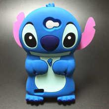 Cute 3D Cartoon Stich Soft Silicone Back Cover Lilo Stitch Case LG L Bello II 2 Two Prime Bello2 MAX - Here Have A Store store