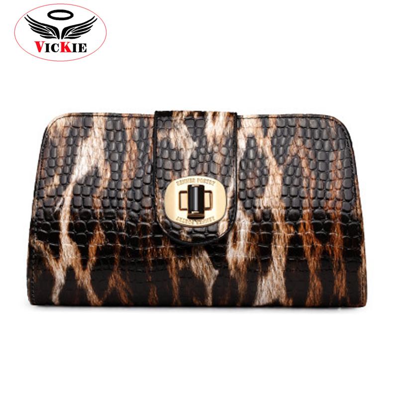 2015 Genuine Leather Women's Clutches Chain Alligator Ladies Shoulder Bags Messenger Evening Bag Serpentine Women Crossbody Bags(China (Mainland))