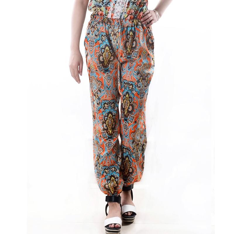 Innovative 2015 New Women Fashion Pants Spring Loose Female Jeans Harem Pants