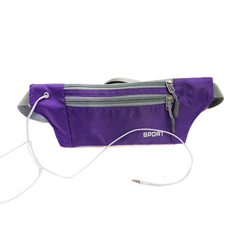 Outdoor Sport Hiking Running Waist Bag Pouch Waist Belt smart Phone Bag hig bag For Travel(China (Mainland))