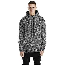 British Style Mens Hoodies Hi Street Mens Side Zipper Sweatshirt Outdoor Sport Pullover Streetwear Z1201