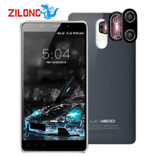 Leagoo M8 Pro 5.7 Inch HD MT6737 Quad Core Smartphone 2GB RAM 16GB ROM 4G Cell Phone Dual Back Cameras Android 6.0 Mobile Phone(China (Mainland))