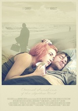 "FREE SHIPPING ""Eternal Sunshine of the Spotless Mind "" Movie Poster 24x36 inches Print 2(China (Mainland))"