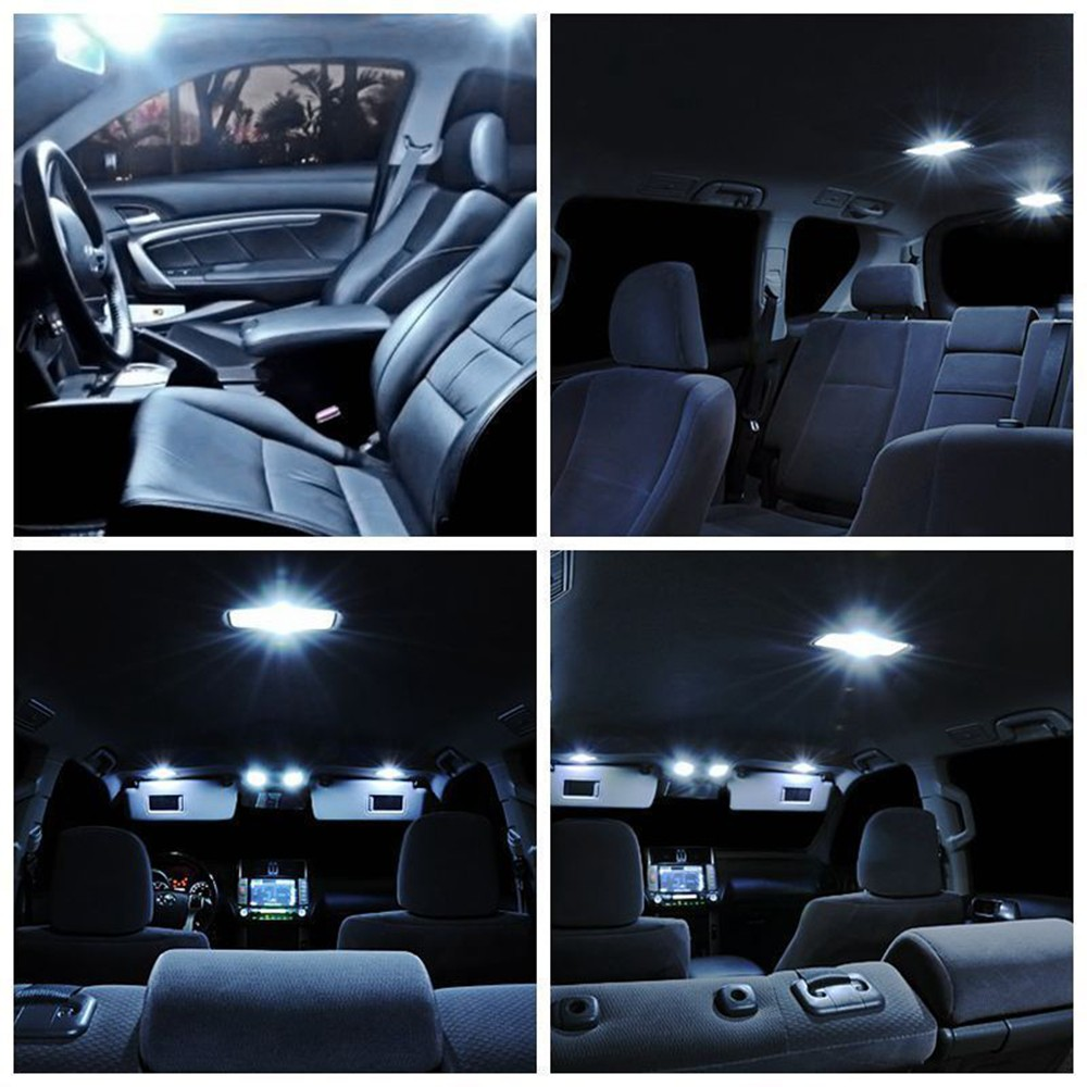 15pcs canbus car white led light bulbs interior package kit for 2000 2005 mercedes benz m class. Black Bedroom Furniture Sets. Home Design Ideas