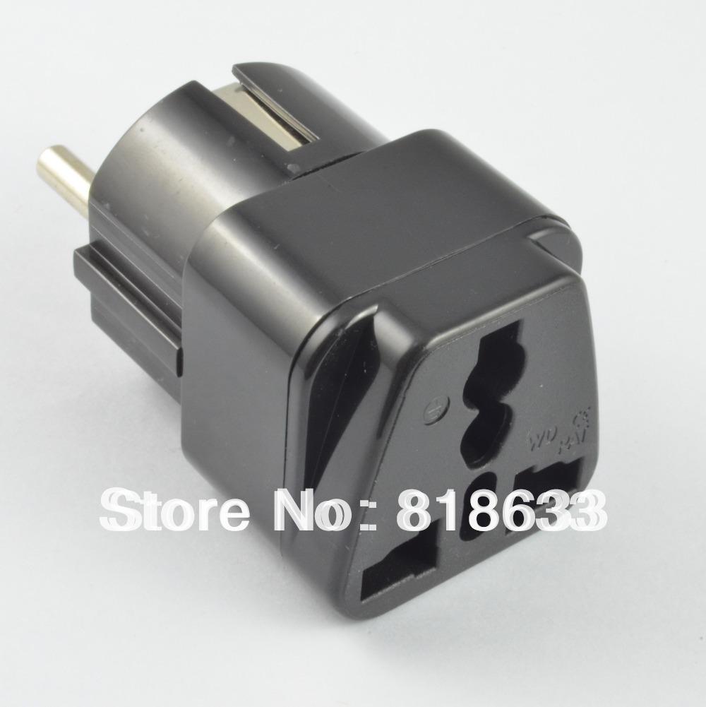 Europe Plug Universal Travel Adapter Adaptor Converter