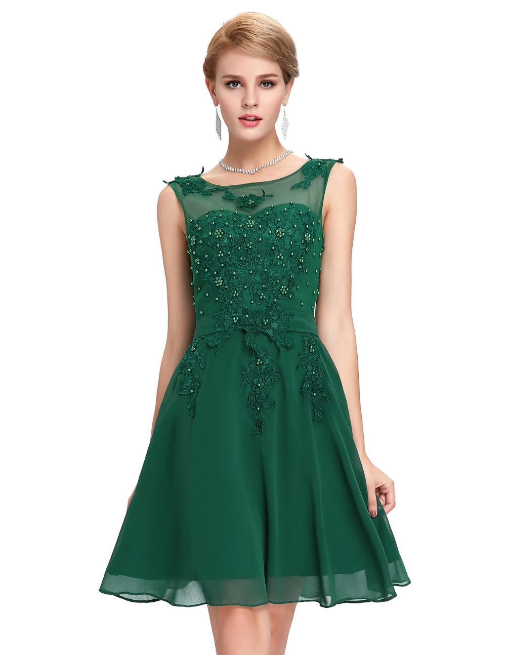 popular emerald green short dressbuy cheap emerald green