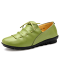 Women Genuine Leather shoes Super soft comfortable shoes woman Moccasins Woman s Leisure Flats Female Driving