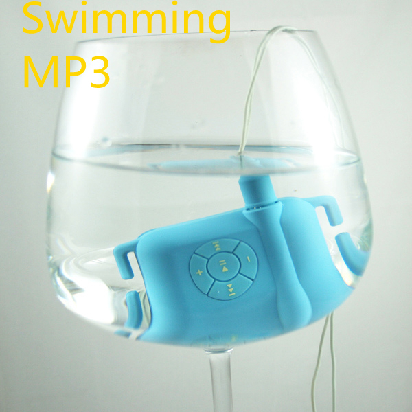 Swimming MP 3 High Quality Flac Ape 8GB IPX8 Headphones Waterproof Mp3 Player For Surf Scuba Diving Wearing Type Earphone Clip<br><br>Aliexpress