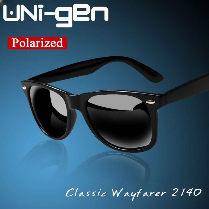 Polarized Wayfarer Sunglasses Men Vintage Style Brand Sunglasses Women Retro Designer Sun glass Polaroid Lentes De Sol A1675(China (Mainland))
