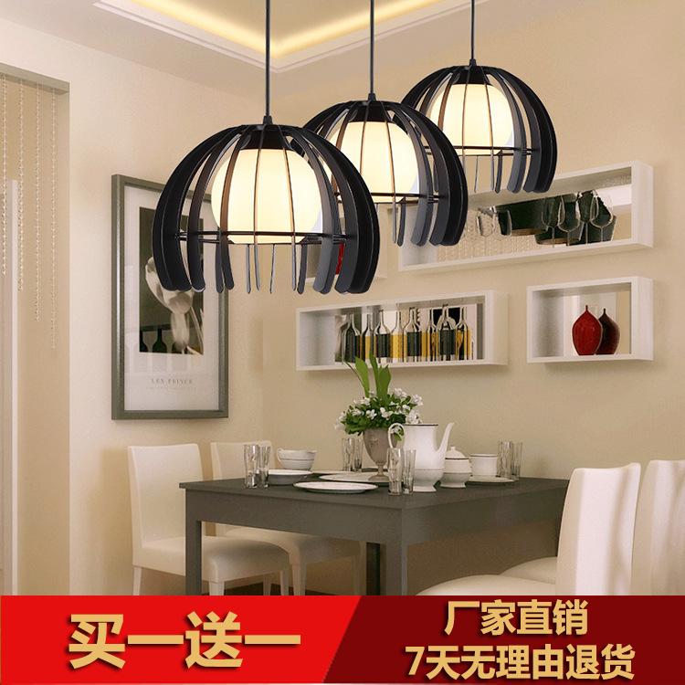 3 Pendant lights Manufacturers wholesale pendant lamp three bar restoran lights(China (Mainland))