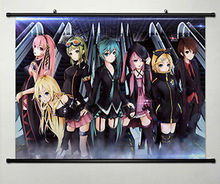 Vocaloid: Hatsune Miku Home Decor Anime Japan Poster Wall Scroll NEW Cosplay 489