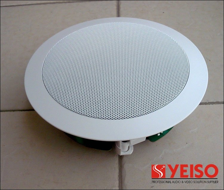 5 Inch In Ceiling Speaker Top Quality For Background Music