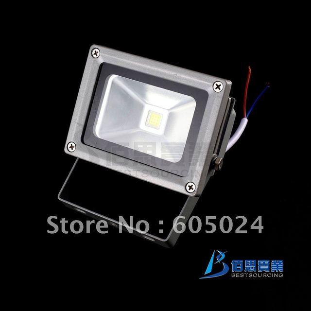 High Power 10W 85-265V LED Flood Wash Light FloodLight Outdoor Warm White/Cool White