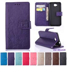 Flip Case for Microsoft Nokia Lumia 650 LTE Lumia650 RM-1152 RM-1154 Wallet card slot bracket mobile phone holster for Nokia rm(China (Mainland))
