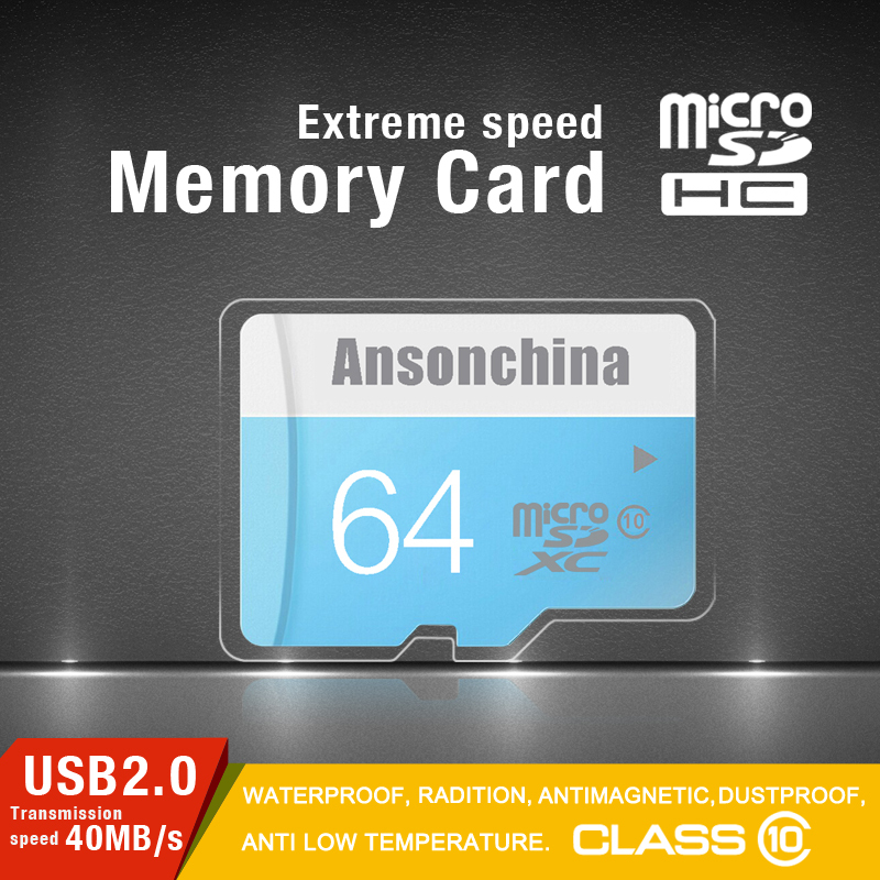 Pass H2testw Micro SD card memory card microsd mini sd card 8GB/16GB/32GB/64GB SDXC real capacity class10 for cell phones tablet(China (Mainland))