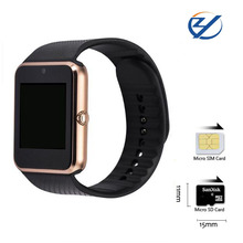 2016 Bluetooth Smart Watch GT08 wearable devices Smartwatches Support Sim Card MP3 For Samsung Huawei ios Android phone
