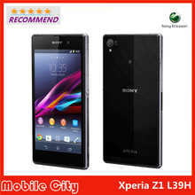 Unlocked Original Sony Xperia Z1 L39H C6903 Mobile Phone 16GB Quad-core 3G&4G GSM WIFI GPS 5.0'' 20.7MP Cell Phone(China (Mainland))
