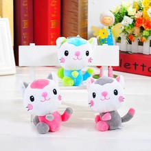 Japanese and Korean fashion cute little kitten plush toy doll ornaments wedding gift gift cartoon kitten