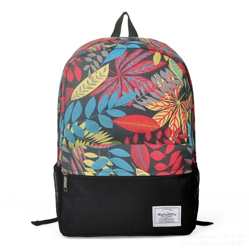 New School Canvas Backpack Girls Shoulder Bags Travel Hiking School Bags for Teenagers Women Backpack Brand Designers