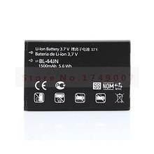 Bl-44jn BL 44JN мобильный телефон литий-ионная батарея для LG P970 E730 P690 P693 E510 C660 p698 C660 ms840 L5 E610 E730 E400