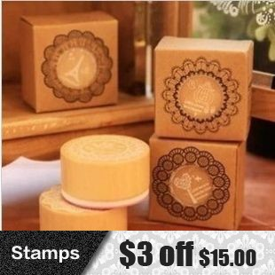 DIY Wooden Retro Vintage Classic Lace Flower Stamps for Home Decoration Scrapbooking Wedding Photo Album Free shipping 022(China (Mainland))