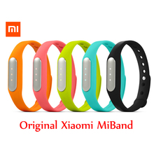 hot Original Xiaomi mi band Bracelet MiBand Bluetooth IP67 Waterproof Smart Wristbands for Android 4.4 Phones for iphone IOS7/8