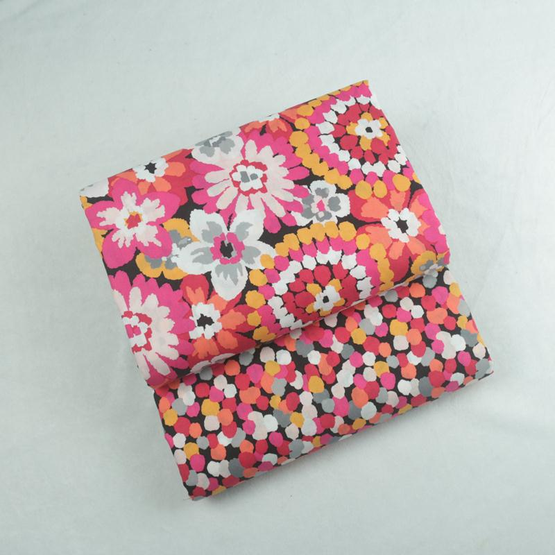 Wholesale quality 150*50cm VB fabrics patchwork, cotton cloth ,tela for sewing,2 Pcs/lot(China (Mainland))