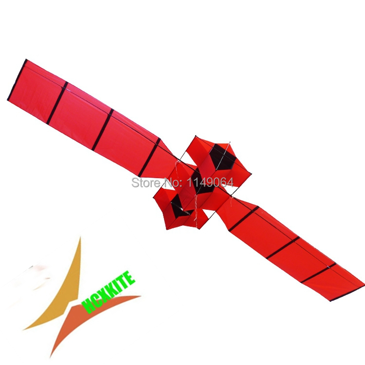 free shipping high quality 3d satellite kite with handle line paraquedas soft kite flying chinese dragon kite hcxkite factory(China (Mainland))