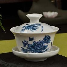 Ceramic tea set kung fu tea tureen tea cup tea sea parts High-quality creative Chinese ceramic teapot carp gaiwan(China (Mainland))
