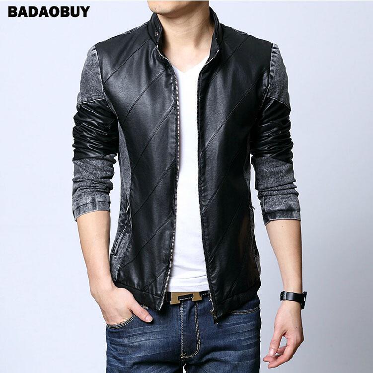 2015 New Arrival casual jacket men collar jacket thin section Ingredient denim jacket zipper sweater men jaqueta(China (Mainland))
