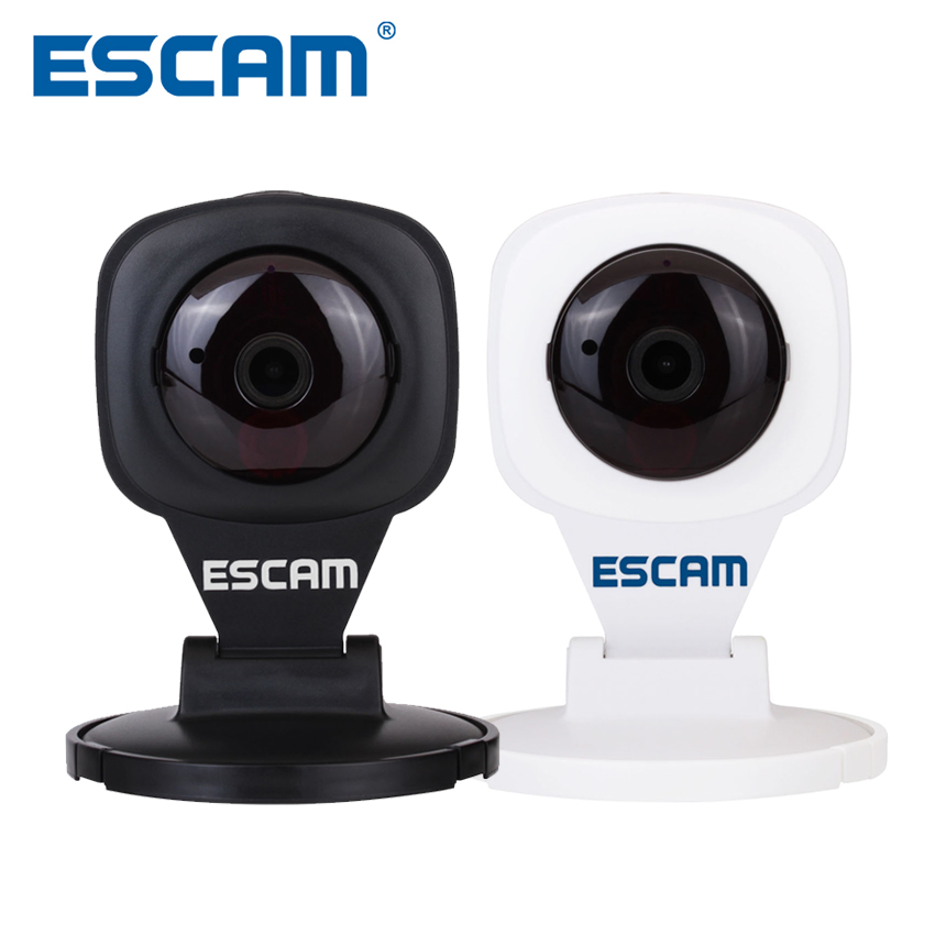ESCAM Diamond QF506 1MP Wifi Mini Household IP Camera 720P 2 Way Audio Motion Detection P2P Onvif Alarm Support TF 64GB(China (Mainland))