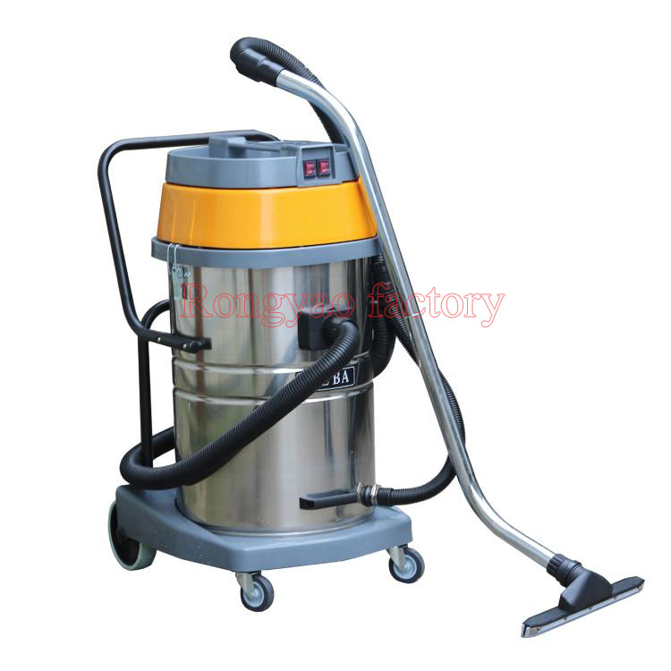 High-power vacuum cleaner dual-purpose wet and dry dust clearer machine hotel workshop market car wash store clean environment(China (Mainland))