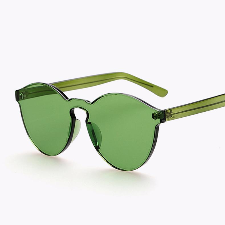 Цвет объектива: Зеленый