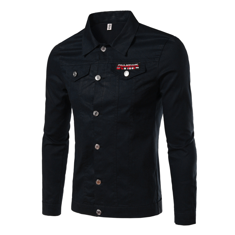 New Arrival Men Fashion Jackets Long Sleeve High Quality Men Casual Design Jacket Slim fit Brand Clothing M-5XL size(China (Mainland))