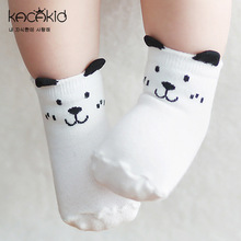 Cotton Newborn Baby Socks for Summer Kacakid 2016 Spring Floor Children's Socks for Newborns calcetines bebe Ankle Sock 3D sale