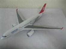 31 см турецкие авиалинии a330, 31 см модели смола самолет бесплатная доставка