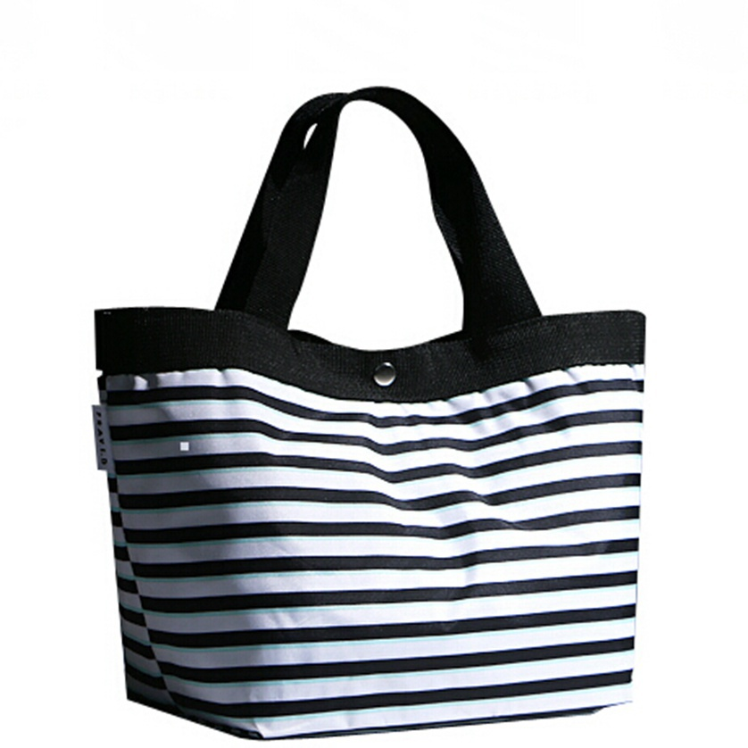 2016 Bag Canvas Women Bag Brand Ladies Handbags Waterproof Beach Bag Fashion Lunch Bag Bucket Tote Bag Bolsa Feminina Black A34(China (Mainland))