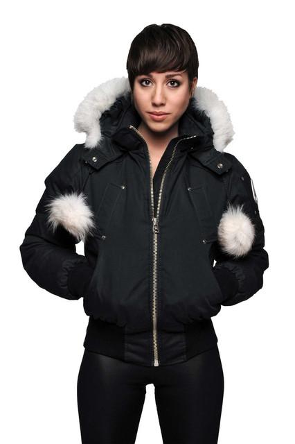 Item Canada New Women Moose Winter Jacket Ballistic Bomber Authentic Waterproof Down Jacket Women 100 Down Jacket 32473958519 Womens Winter Jackets